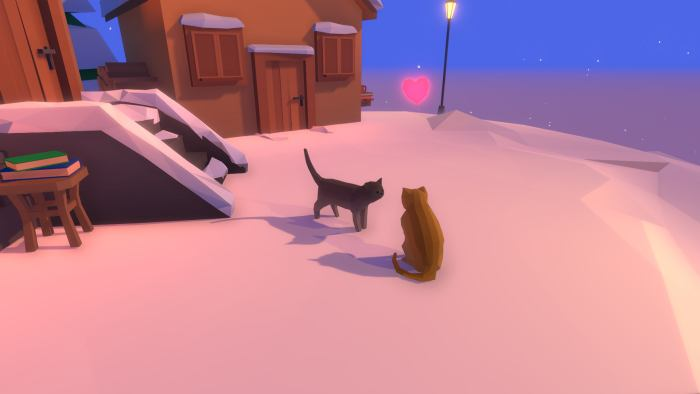 Cats in Love in Hidden Paws game